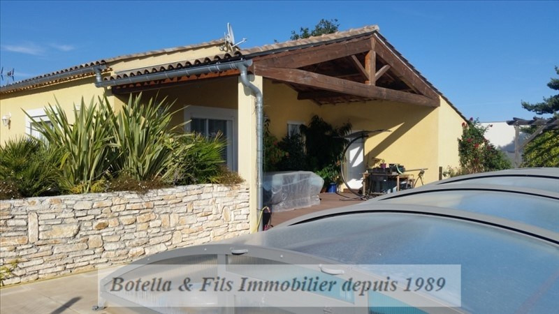 Vente maison / villa Barjac 393 000€ - Photo 2