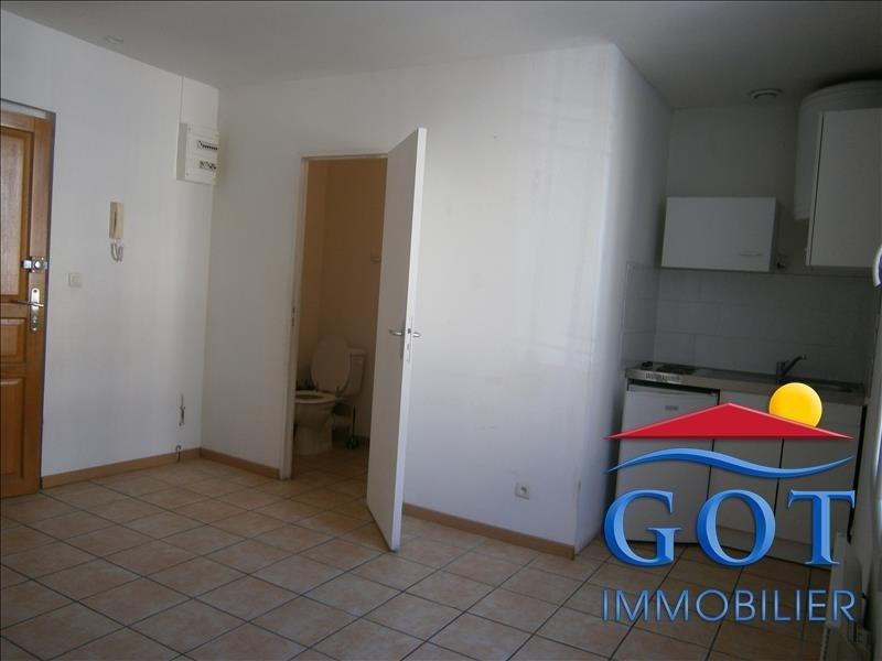 Locação apartamento St laurent de la salanque 430€ CC - Fotografia 2