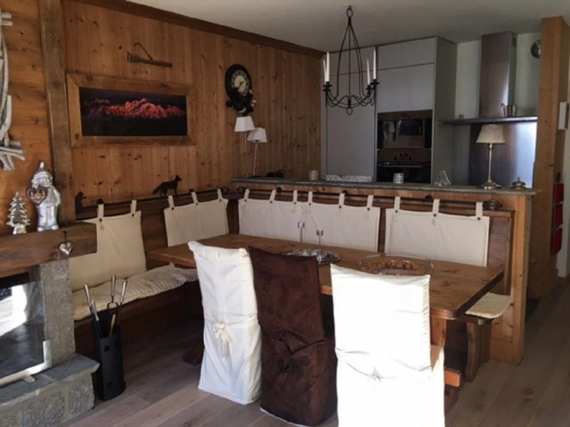 Deluxe sale apartment Chamonix mont blanc 787500€ - Picture 2