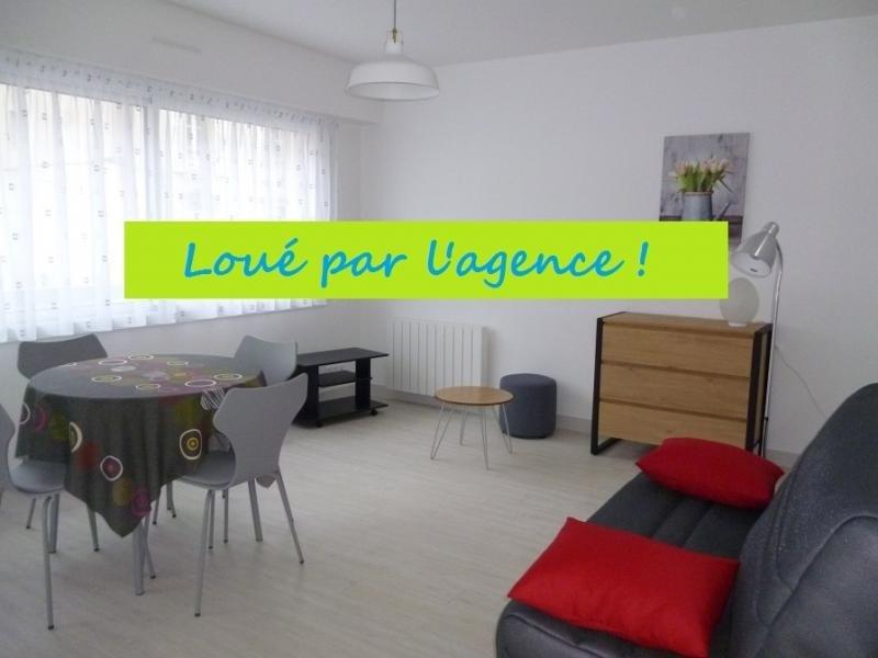 Rental apartment Douarnenez 320€ CC - Picture 1