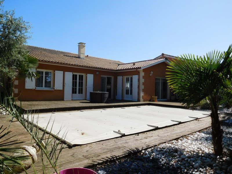 Sale house / villa St laurent d arce 325000€ - Picture 1
