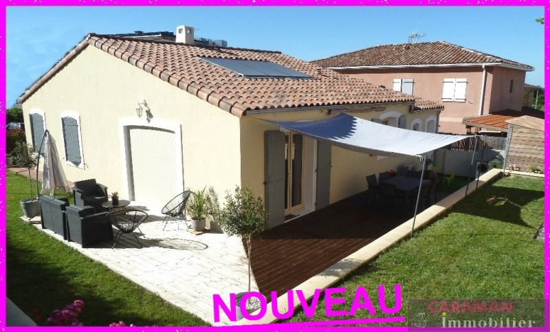 Vente maison / villa Caraman  centre 260 000€ - Photo 1