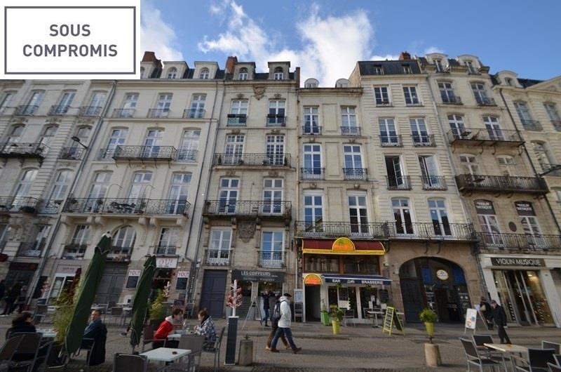 Vente appartement Nantes 124500€ - Photo 1