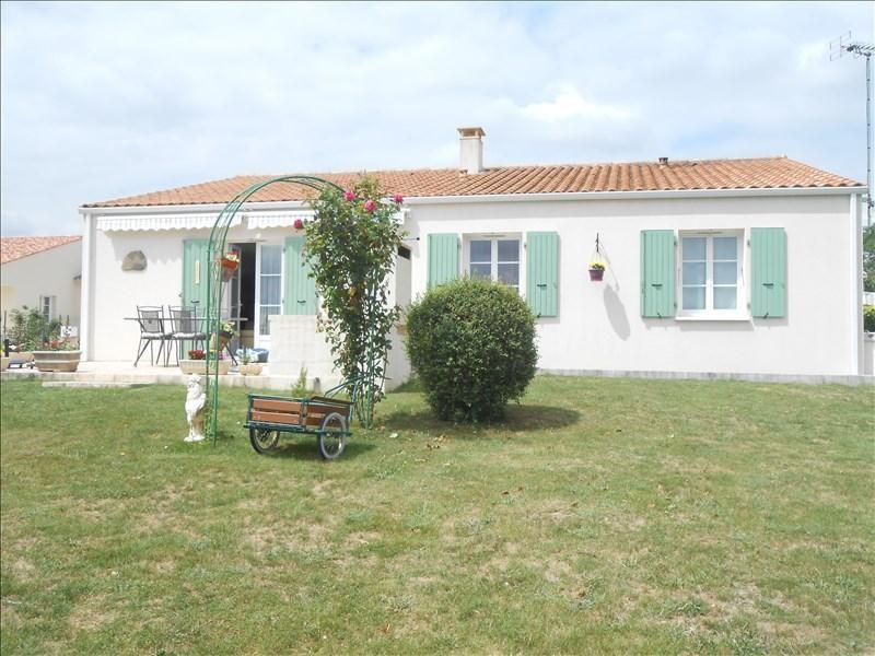 Vente maison / villa Aulnay 174075€ - Photo 2