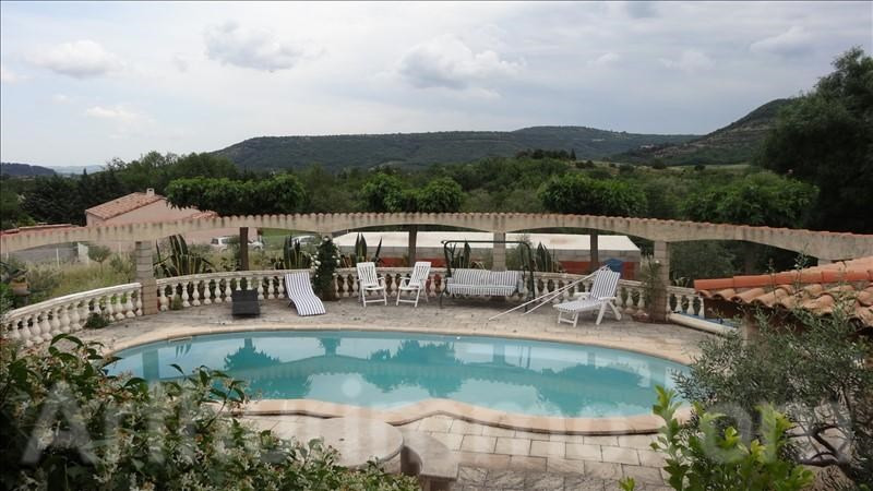 Location appartement Le bosc 480€ CC - Photo 1