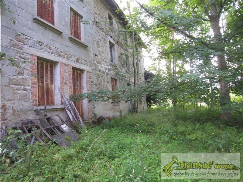 Vente maison / villa Chabreloche 139100€ - Photo 1