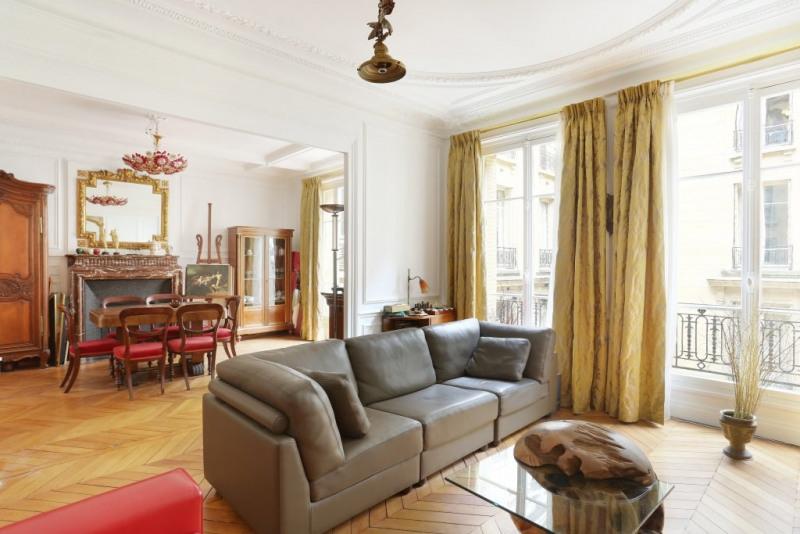 Revenda residencial de prestígio apartamento Paris 7ème 1990000€ - Fotografia 2
