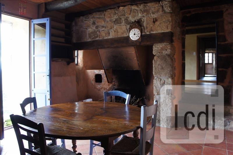 Vente maison / villa Aubenas 212000€ - Photo 2