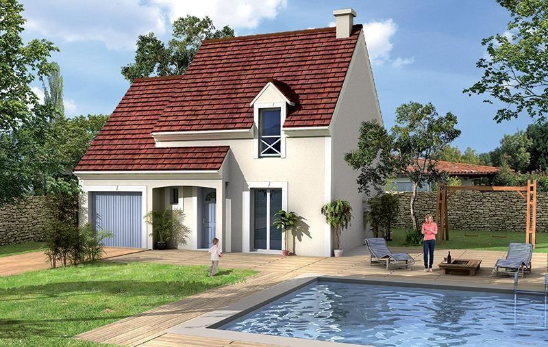 Maison  5 pièces + Terrain 212 m² Garancières par MAISONS BARILLEAU