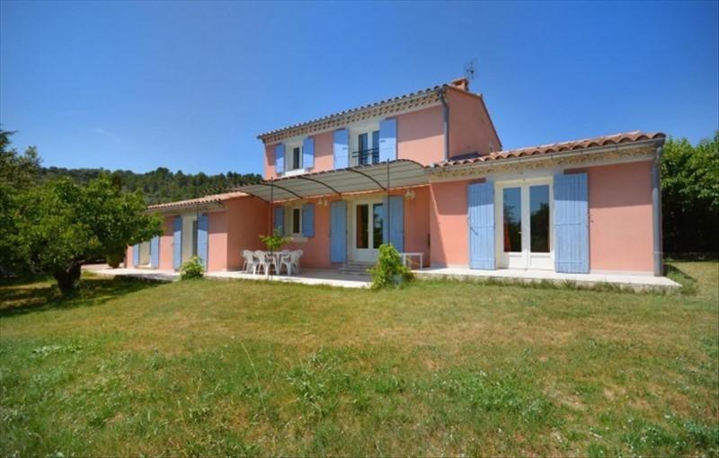 Vente maison / villa Mormoiron 422000€ - Photo 1