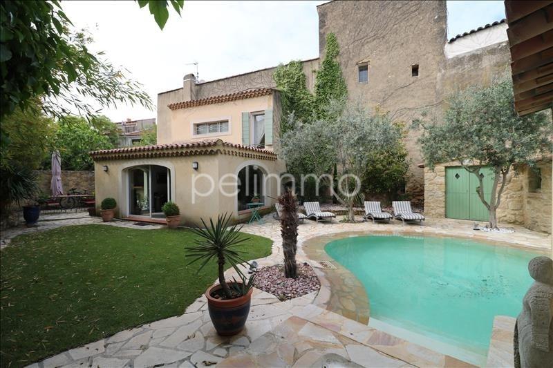 Vente de prestige maison / villa Pelissanne 665000€ - Photo 1