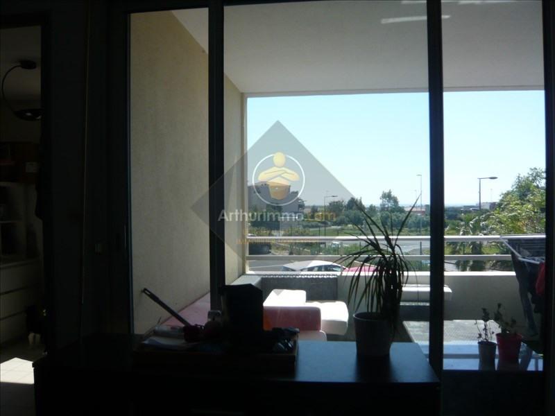 Sale apartment Sete 98000€ - Picture 2