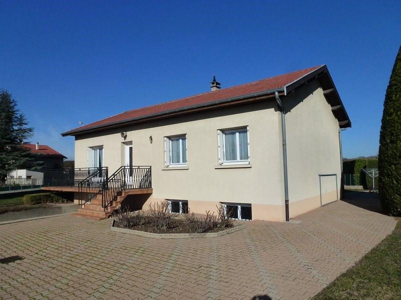 Vente maison / villa Beaurepaire 175000€ - Photo 2