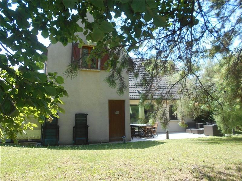 Vente maison / villa Le plessis bouchard 548000€ - Photo 1