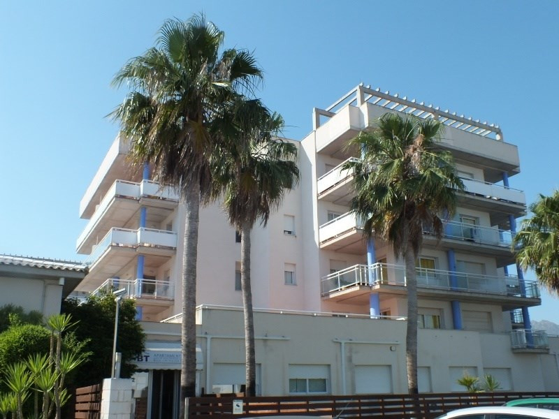 Vente appartement Roses santa-margarita 148000€ - Photo 1