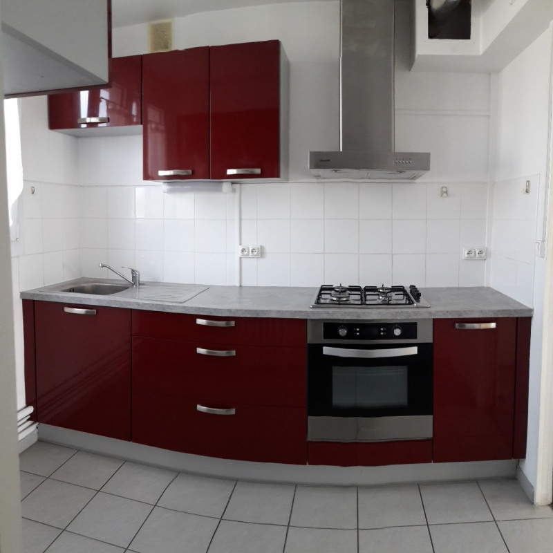 Sale apartment Toulouse 107000€ - Picture 5