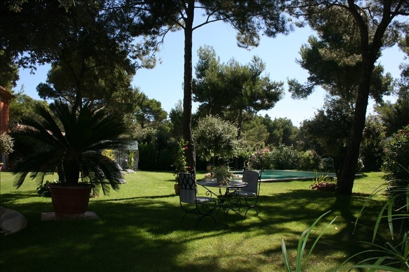 Location maison / villa St marc jaumegarde 3 500€ CC - Photo 3