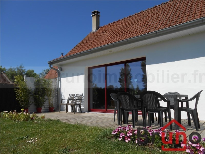 Sale house / villa St quentin en tourmont 319 900€ - Picture 12