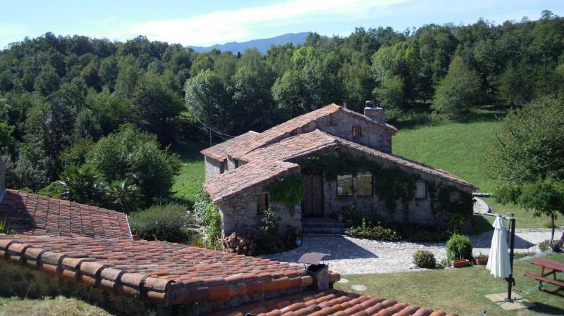 Venta de prestigio  casa Ceret 1349000€ - Fotografía 1