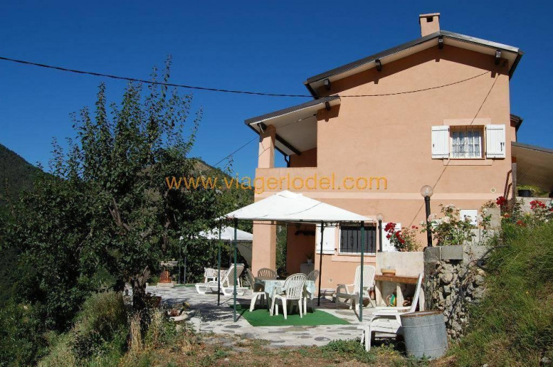 Life annuity house / villa La brigue 125 000€ - Picture 1