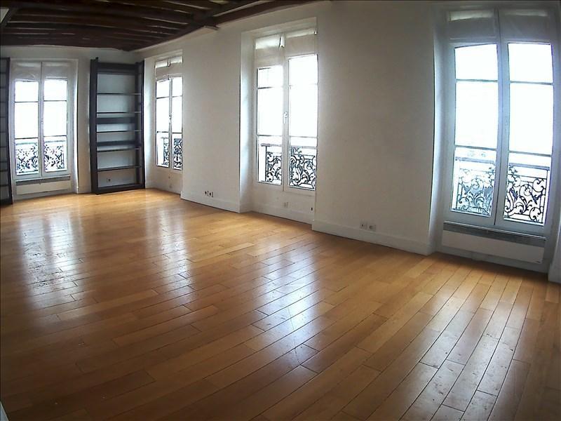 Vente appartement Paris 11ème 665000€ - Photo 1