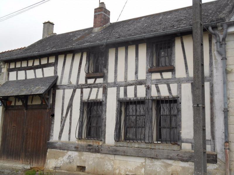 Sale house / villa Villers vicomte 76000€ - Picture 1