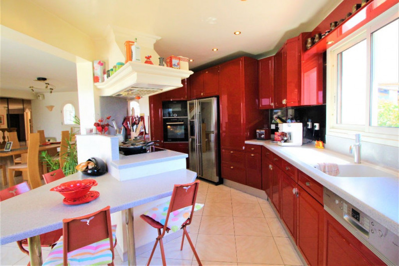 Vente de prestige maison / villa Villeneuve loubet 1890000€ - Photo 7