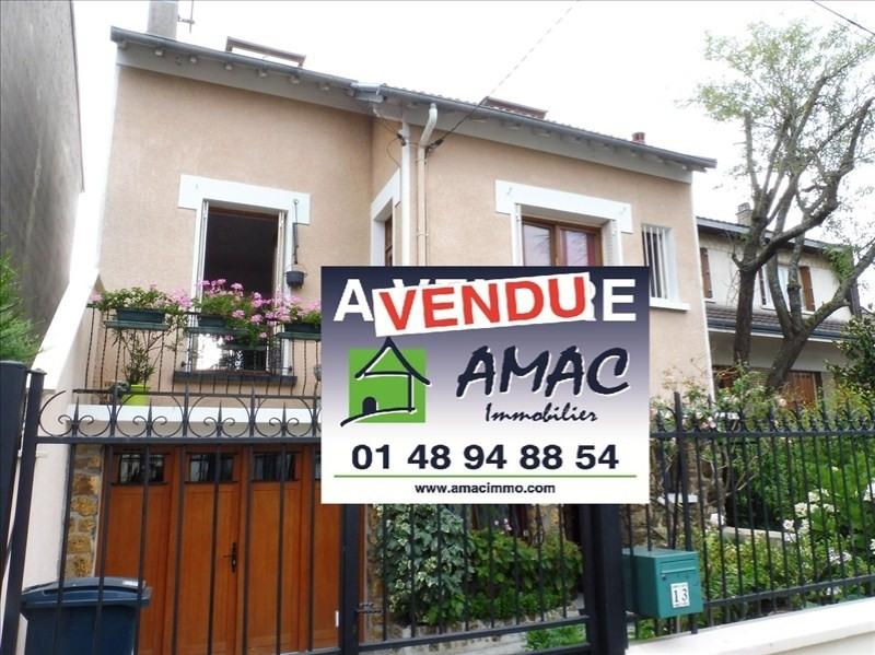 Vente maison / villa Villemomble 399000€ - Photo 2