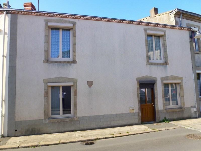 Produit d'investissement maison / villa Torfou 81000€ - Photo 1