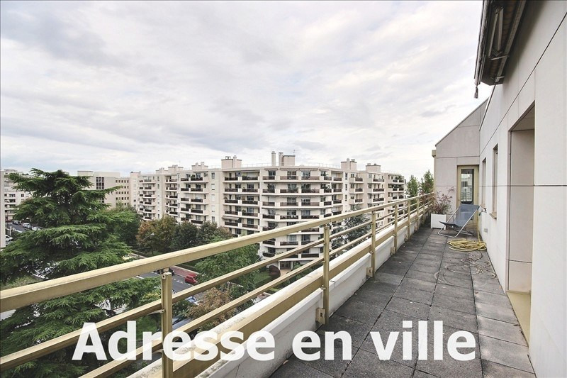 Sale apartment Levallois perret 411 000€ - Picture 1