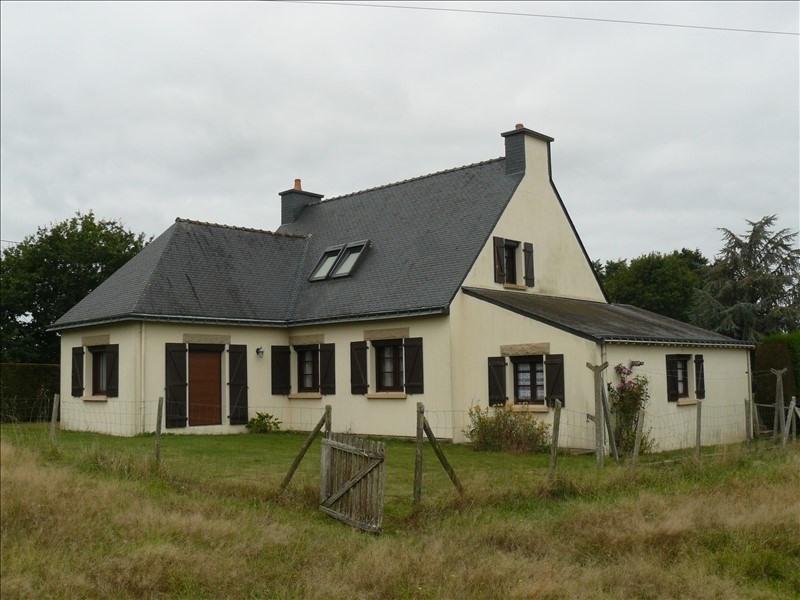 Vente maison / villa St servant 184000€ - Photo 1