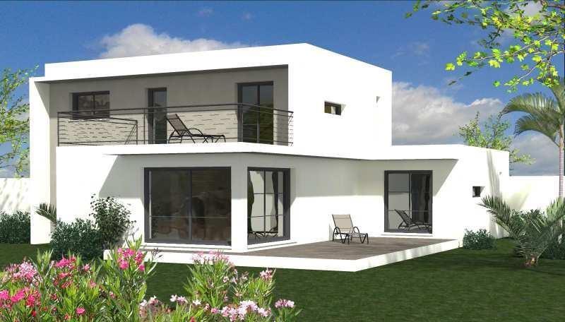 Maison  5 pièces + Terrain 600 m² Clermont-l'Hérault par Domitia Construction