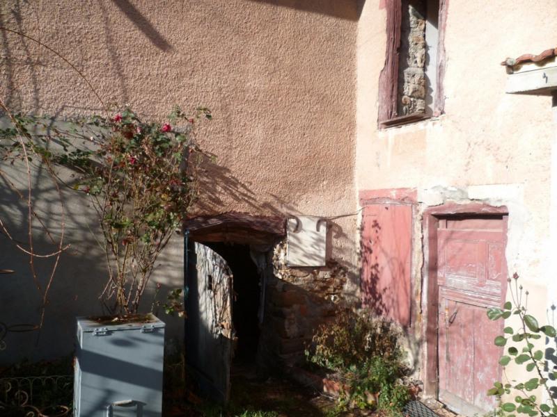 Vente maison / villa Courzieu 65000€ - Photo 3