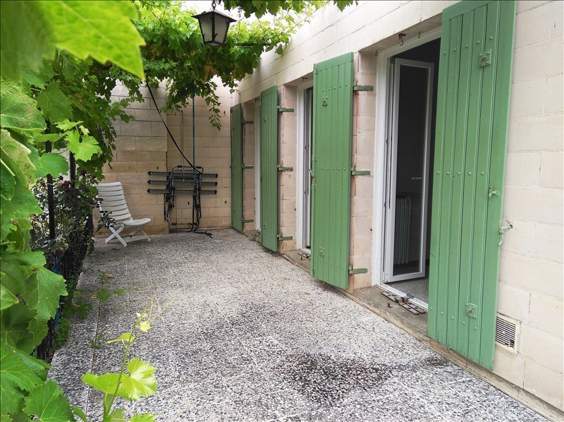 Vente maison / villa Montfavet 195000€ - Photo 1