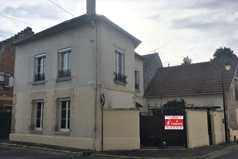 Vente maison / villa Soissons 137 000€ - Photo 1