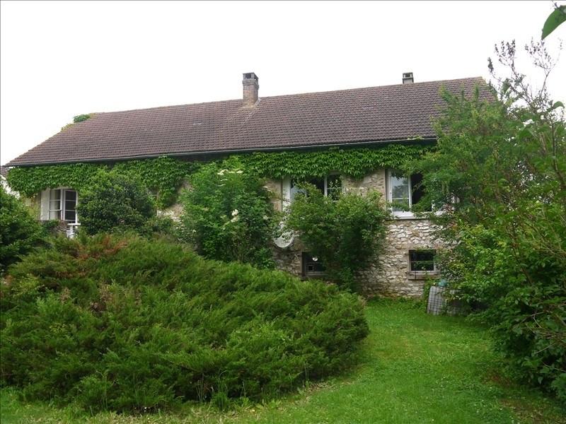 Vendita casa Boissy mauvoisin 299000€ - Fotografia 1