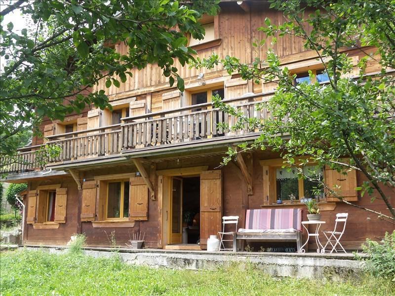Verkoop  appartement Saint jean d aulps 295000€ - Foto 1