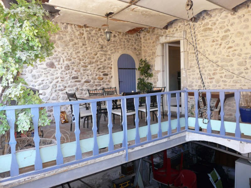 Vente maison / villa Barjac 118 000€ - Photo 2