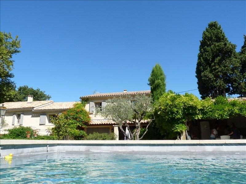 Verkoop van prestige  huis Loriol du comtat 850000€ - Foto 8
