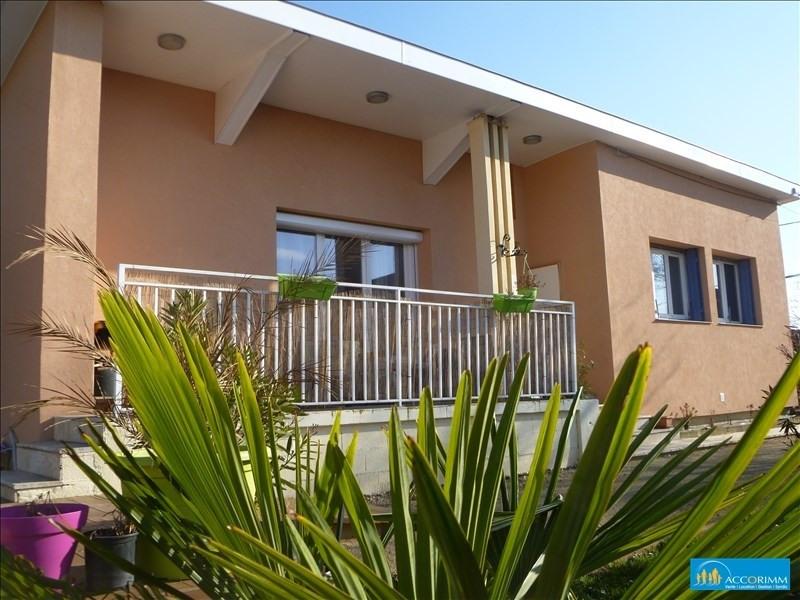 Vente maison / villa Ternay 320000€ - Photo 1
