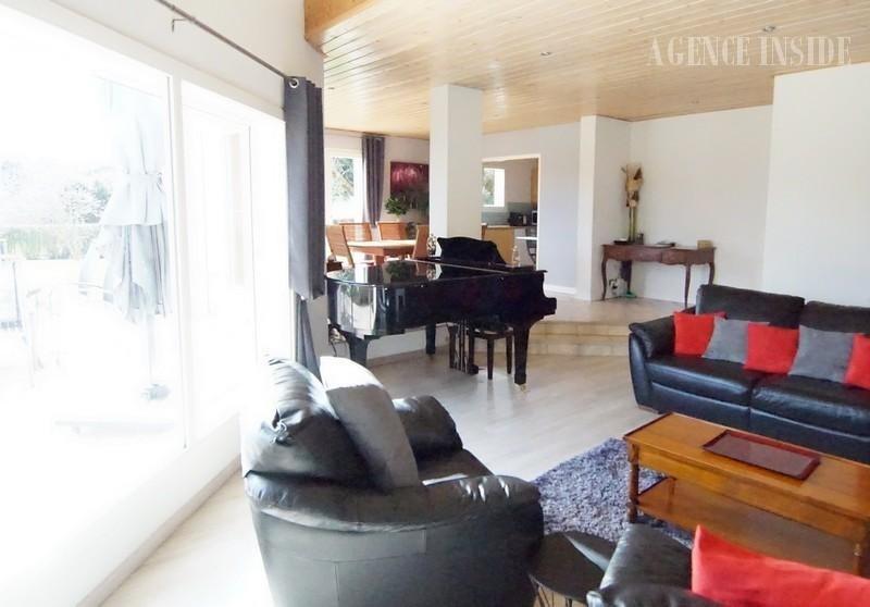 Vente de prestige maison / villa Sergy 945000€ - Photo 1