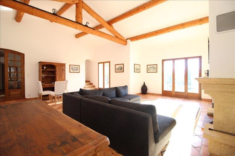Vente maison / villa Malemort du comtat 518000€ - Photo 9