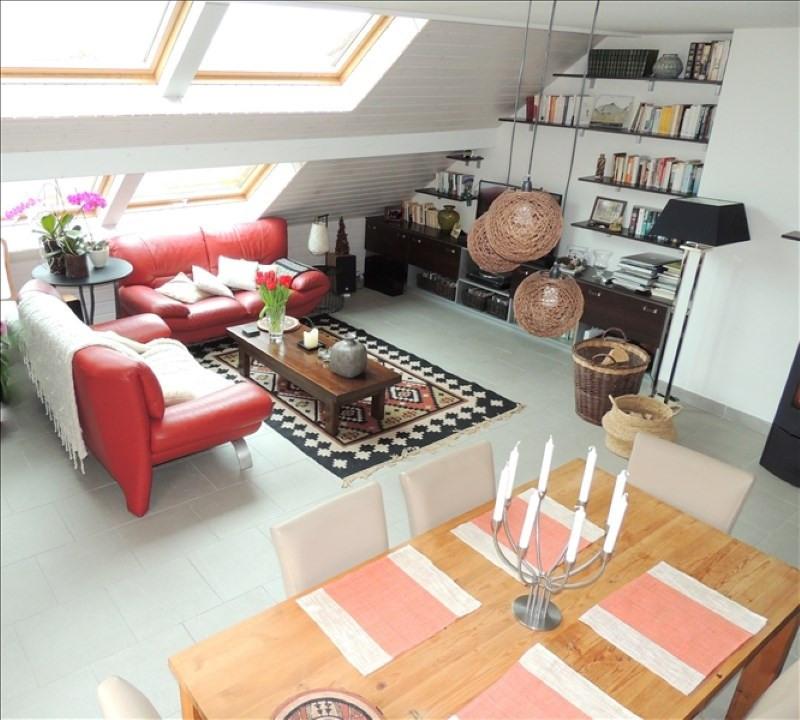 Vente appartement Crozet 365000€ - Photo 2