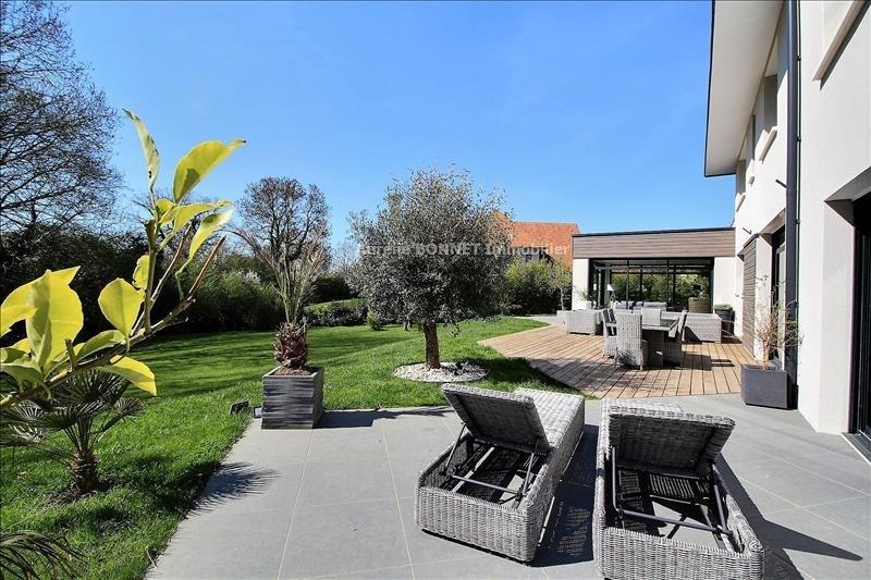 Deluxe sale house / villa Deauville 1050000€ - Picture 2