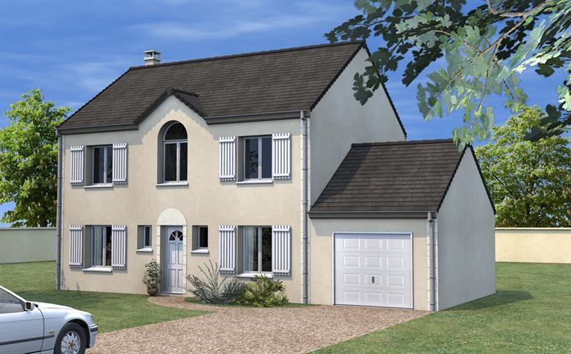 Maison  6 pièces + Terrain 1033 m² Fontenay-sur-Eure par MAISONS ELISA