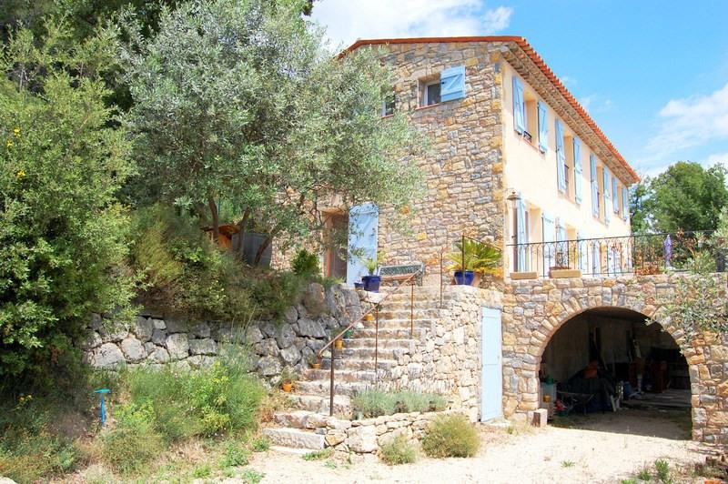 Deluxe sale house / villa Seillans 546000€ - Picture 5