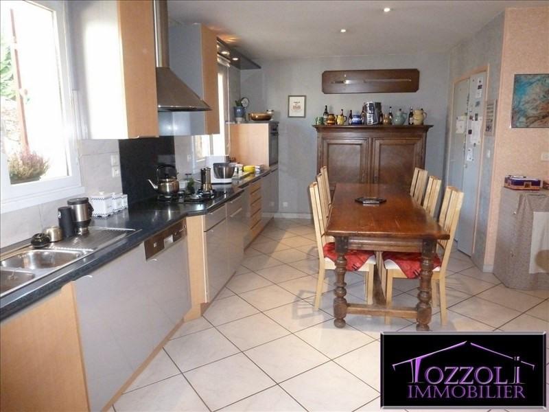 Sale house / villa Villefontaine 258000€ - Picture 2