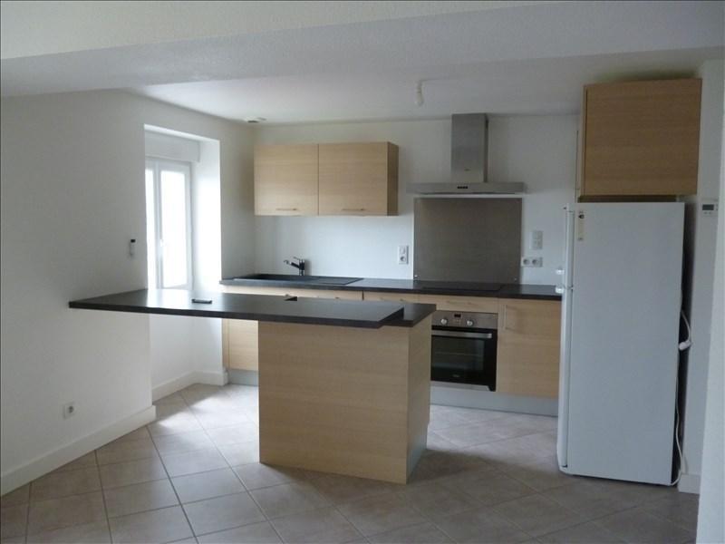 Location appartement St alban les eaux 520€ CC - Photo 1