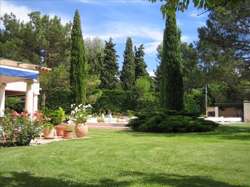 Vente de prestige maison / villa Eguilles 1290000€ - Photo 5