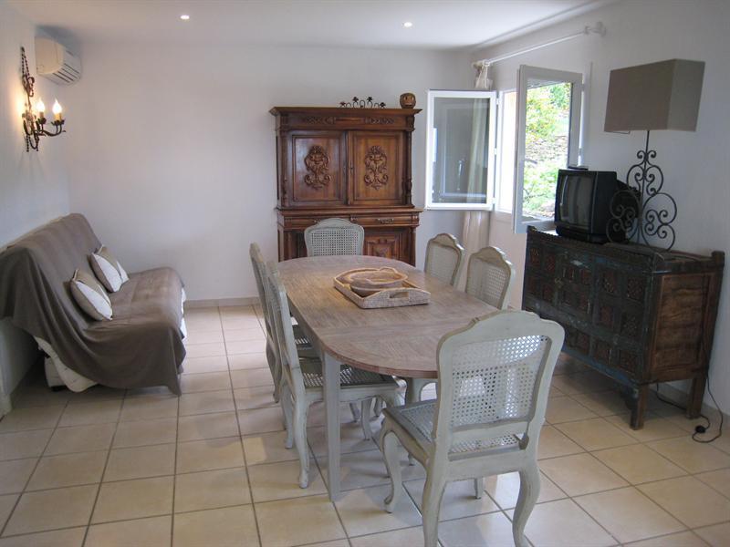 Vacation rental house / villa Cavalière- le lavandou 1300€ - Picture 4